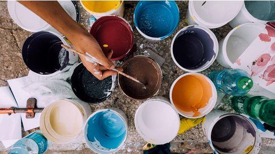 Live – Proteção pela pintura