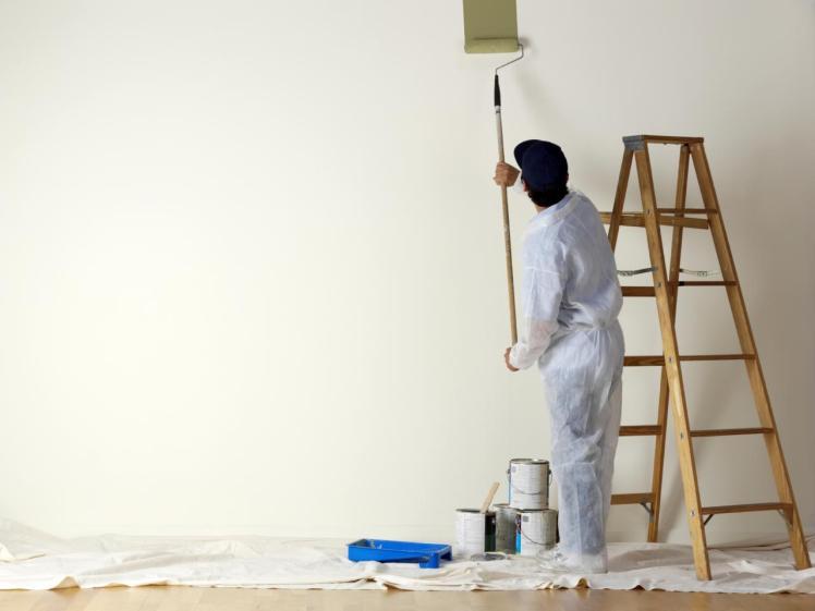 Ferramentas necessárias para pintores
