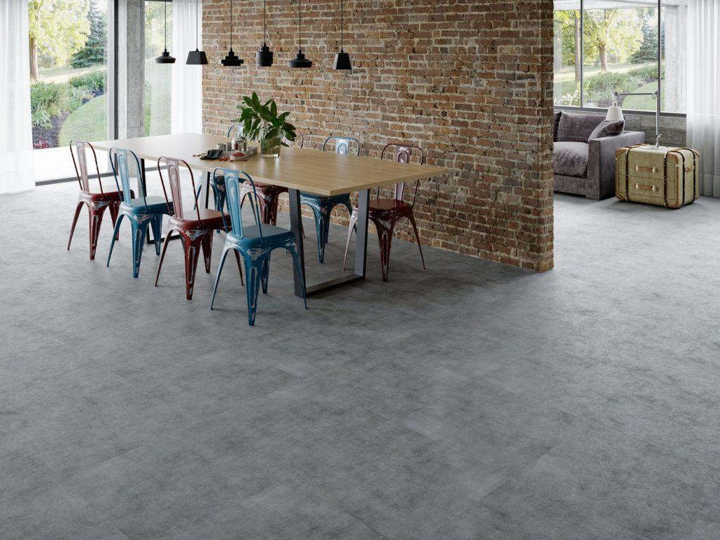 Aprenda a fazer o efeito Cimento Queimado em pisos